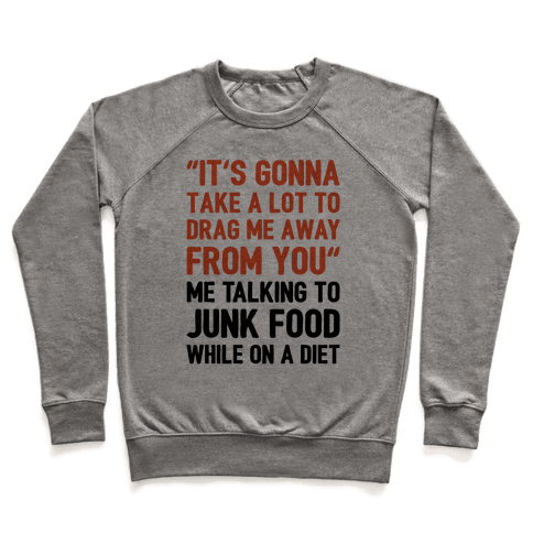Toto Africa Junk Food Parody Pullover