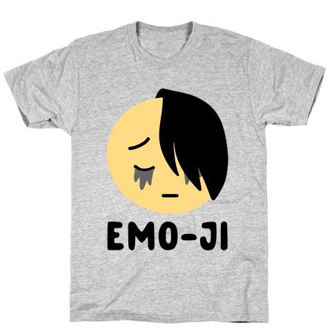 Emo-ji Mens/Unisex T-Shirt