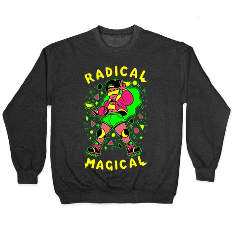 Radical Magical Pullover