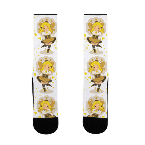 Mami Tomoe Sock