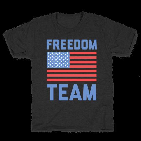 Freedom Team Kids T-Shirt