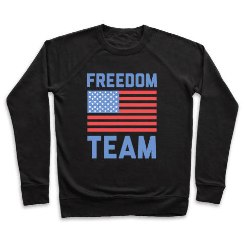 Freedom Team Pullover