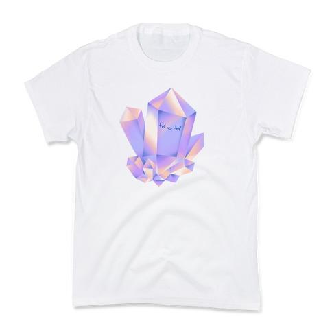 Happy Healing Crystal Kids T-Shirt