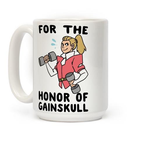 For the Honor of Gainskull Coffee Mug