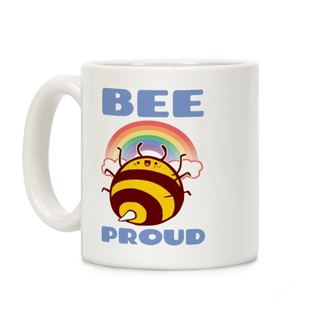 Bee Proud Coffee Mug