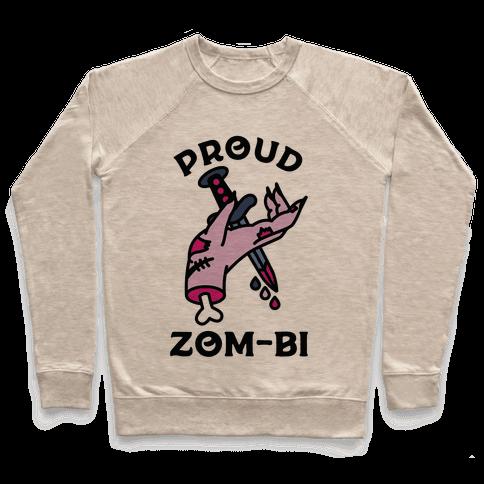 Proud Zom-bi Pullover