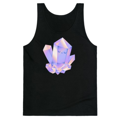 Happy Healing Crystal Tank Top
