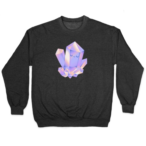 Happy Healing Crystal Pullover