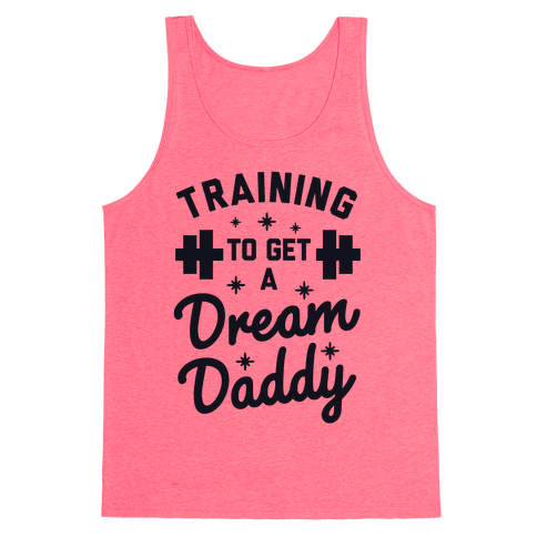 Training to Get a Dream Daddy Tank Top
