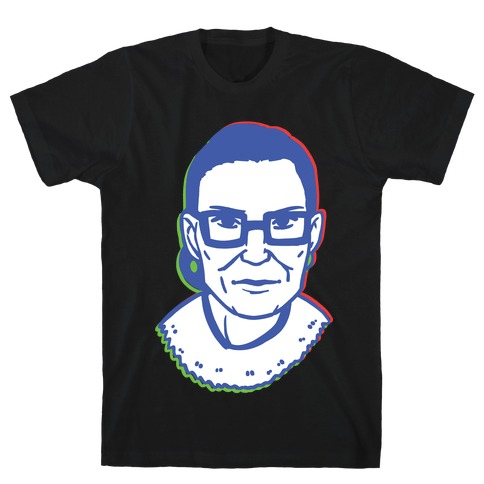 RGB RBG - Ruth Bader Ginsburg T-Shirt