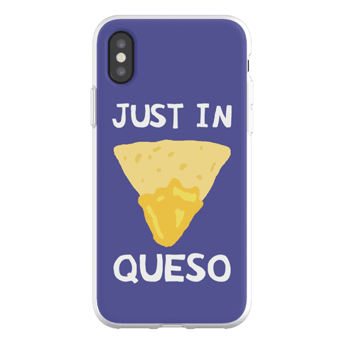 Just In Queso Phone Flexi-Case