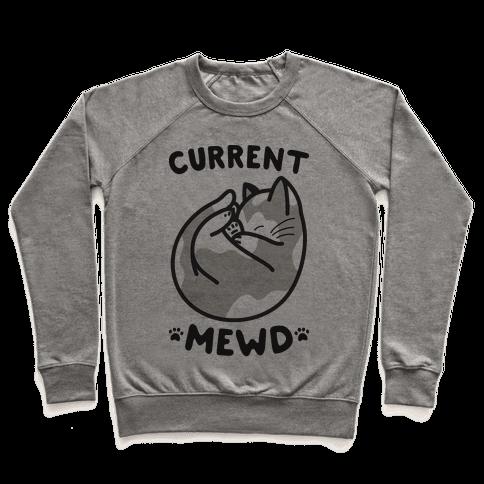 Current Mewd: Catnap Pullover