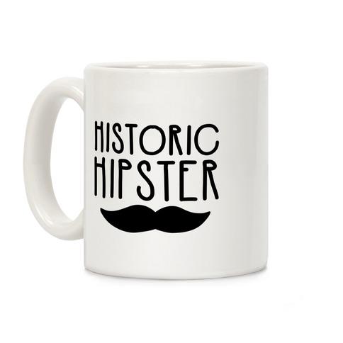 Historic Hipster Coffee Mug