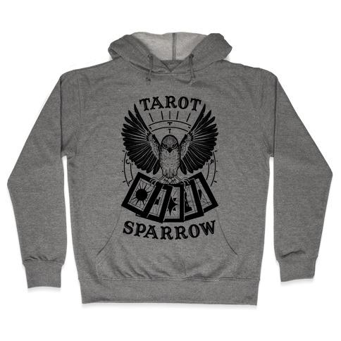 Tarot Sparrow Hooded Sweatshirt