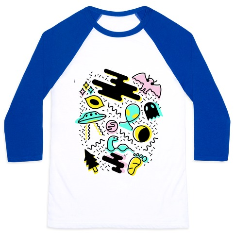 90s Super Naturadical Baseball Tee