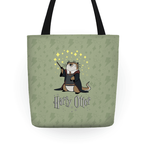 Harry Otter Tote