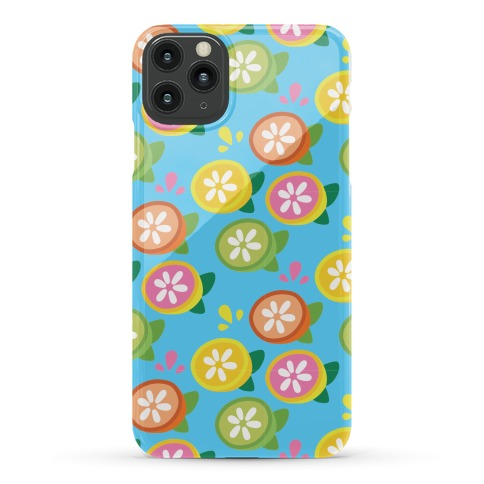 Citrus Fruits Pattern Phone Case