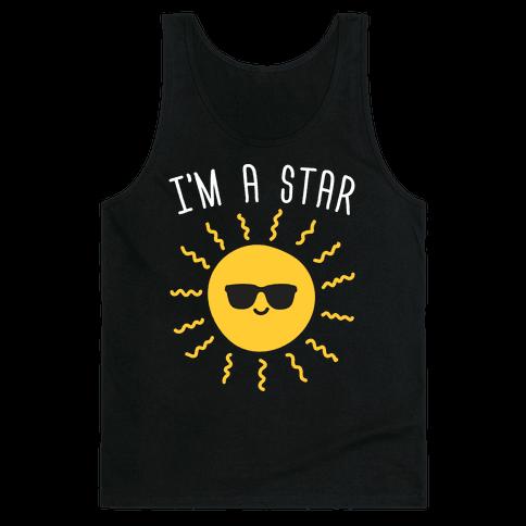 I'm A Star (Sun) Tank Top