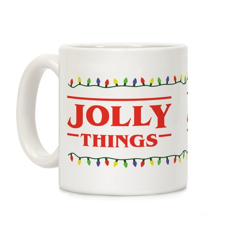 Jolly Things Coffee Mug