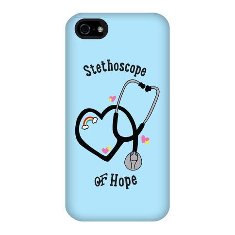 Stethoscope of Hope Phone Case