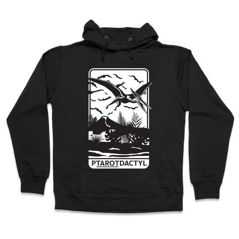 PTAROTdactyl Hooded Sweatshirt