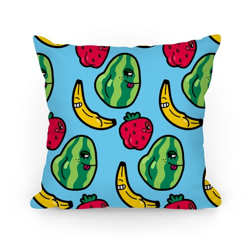 Fruity Booty Pillow