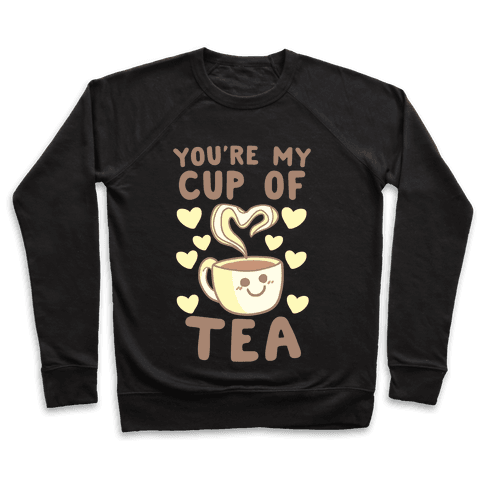 You're My Cup of Tea Pullover