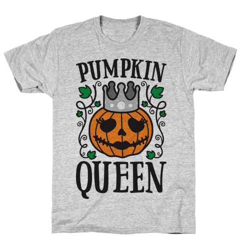Pumpkin Queen Mens T-Shirt