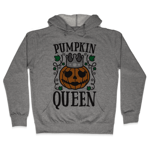 Pumpkin Queen Hooded Sweatshirt