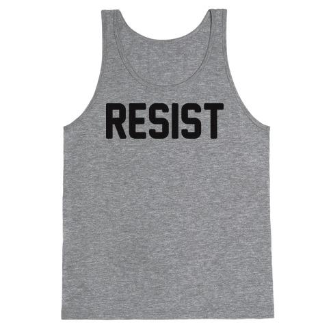 Resist Tank Top