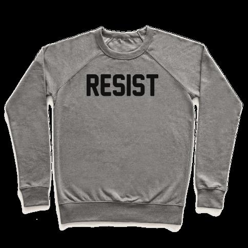 Resist Pullover