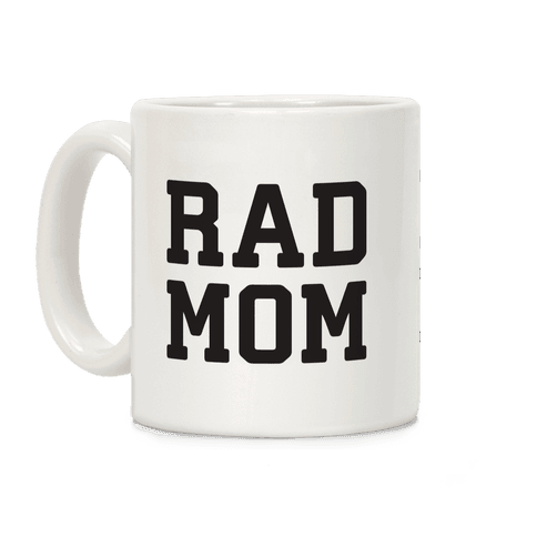 Rad Mom Coffee Mug