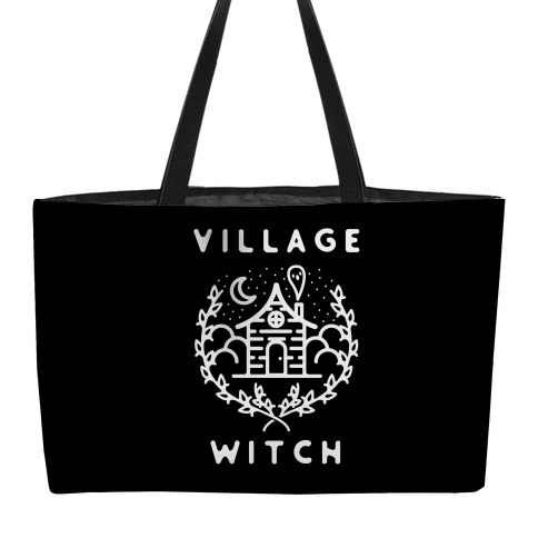 Village Witch Weekender Tote