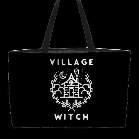 Village Witch Weekender Tote