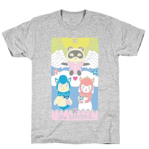 The Alpaca Lovers Tarot T-Shirt