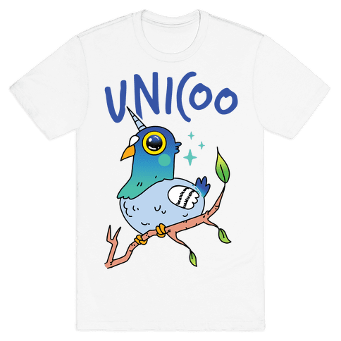 Unicoo Mens/Unisex T-Shirt