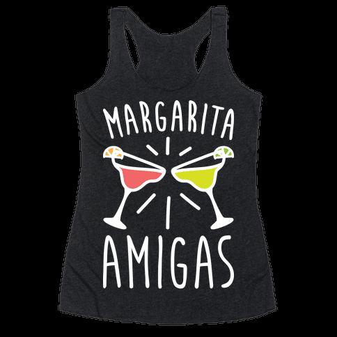 Margarita Amigas Racerback Tank Top