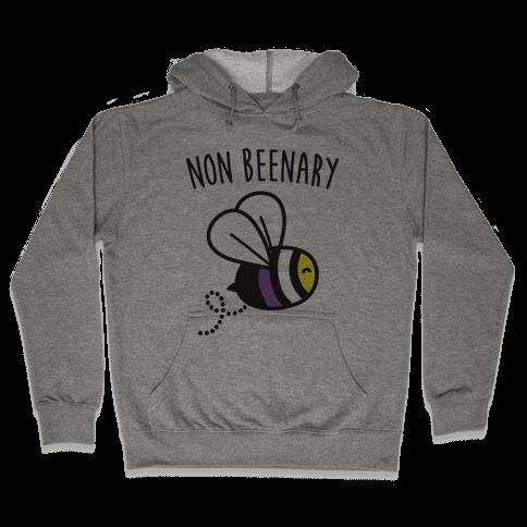 Non Beenary Hooded Sweatshirt