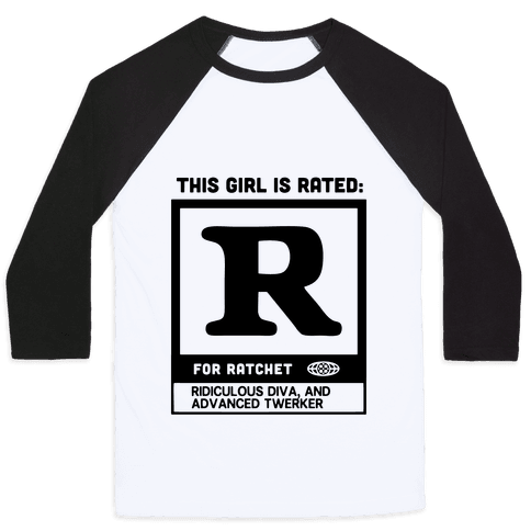Ratchet Baseball Tee