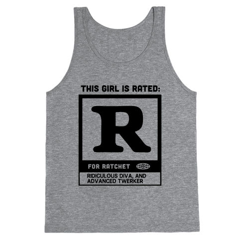 Ratchet Tank Top