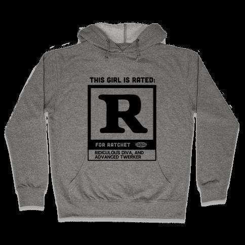 Ratchet Hooded Sweatshirt
