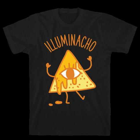 Illuminacho Mens T-Shirt