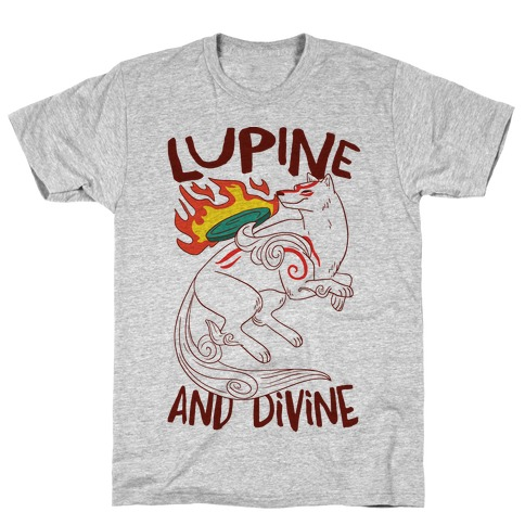 Lupine and Divine T-Shirt