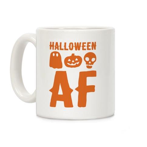 Halloween AF Coffee Mug