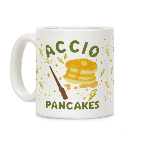 Accio Pancakes Coffee Mug