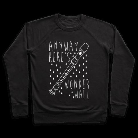 Wonderwall Pullover