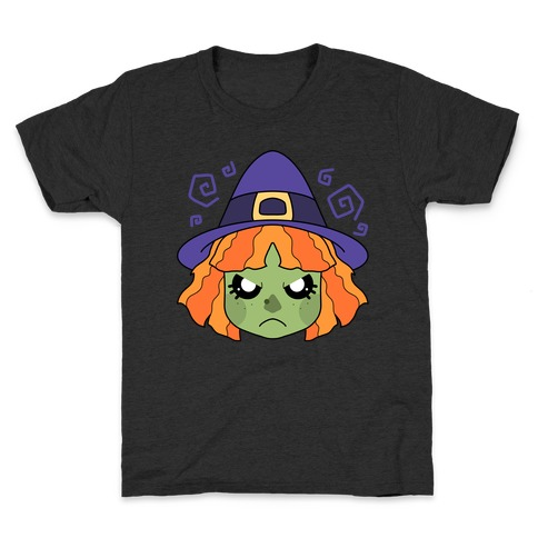 Angry Witch Kids T-Shirt