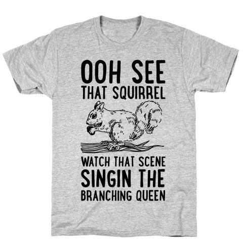 Branching Queen T-Shirt