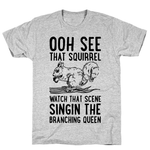 Branching Queen T-Shirt