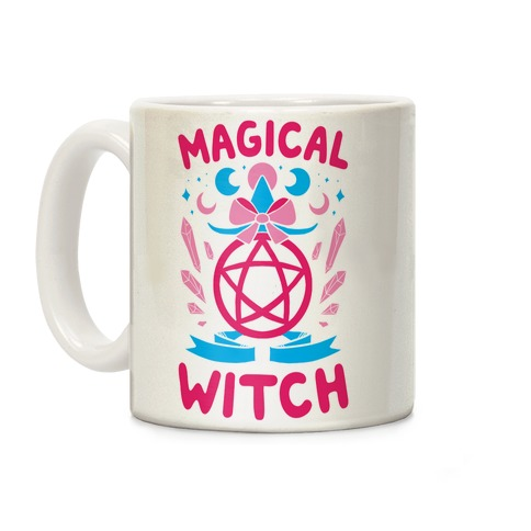 Magical Witch Coffee Mug